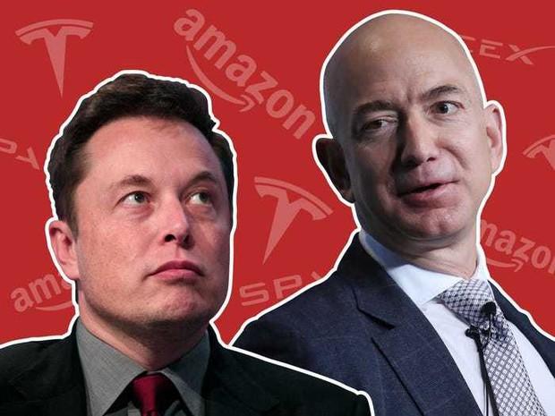 Hai tỷ phú công nghệ giàu nhất hành tinh đã đóng bao nhiêu tiền thuế? - Ảnh 1.