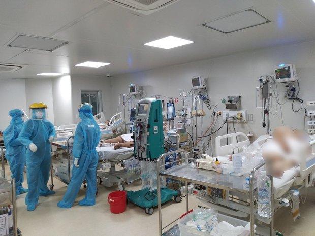 Sức khỏe những bệnh nhân Covid-19 nặng đang được điều trị tại BV Bệnh Nhiệt Đới hiện giờ ra sao? - Ảnh 4.