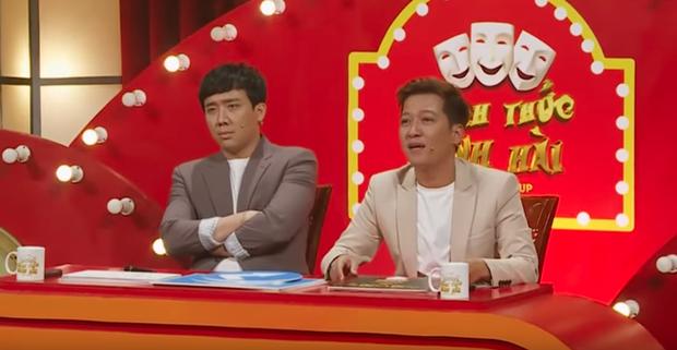 Thách Thức Danh Hài & loạt ồn ào: Trấn Thành bị thí sinh tát, NS Hoài Linh rút khỏi ghế nóng do lùm xùm - Ảnh 7.