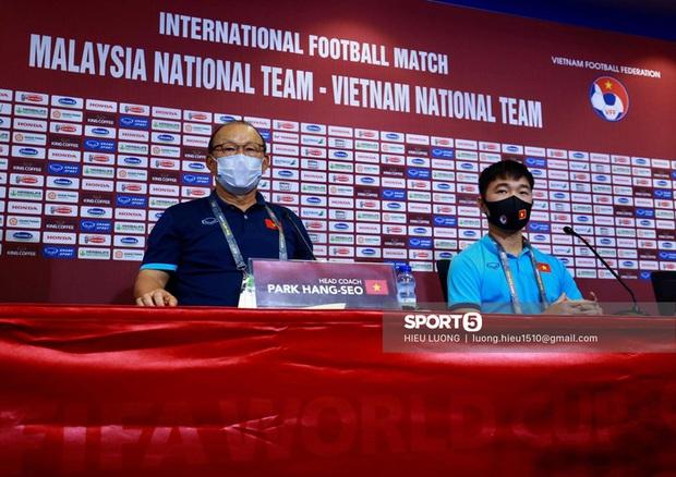 HLV Park Hang-seo: Tôi muốn tuyển Việt Nam thi đấu lạnh lùng - Ảnh 2.