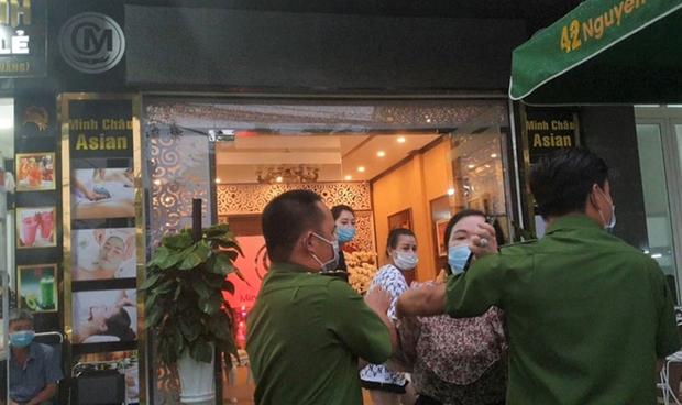 Phạt thẩm mỹ viện Minh Châu Asian Luxury 7,5 triệu đồng - Ảnh 1.