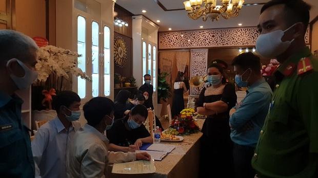 Phạt thẩm mỹ viện Minh Châu Asian Luxury 7,5 triệu đồng - Ảnh 2.