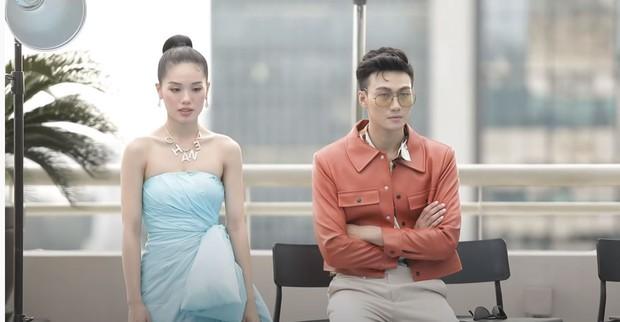Mạc Trung Kiên bị netizen gọi là bù nhìn khi để cho cố vấn cân hết cả team The Face Online! - Ảnh 6.