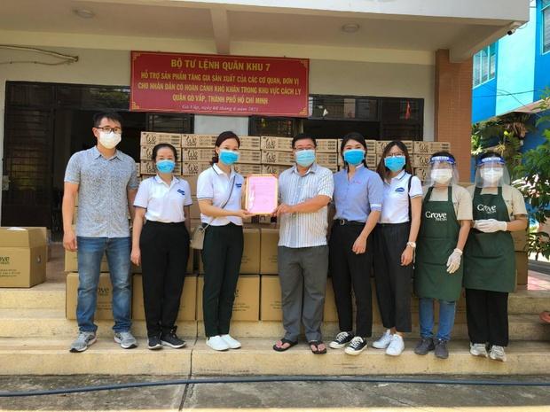 Vua bánh mỳ Thanh Long Kao Siêu Lực gửi tấm lòng vào tâm dịch - Ảnh 7.