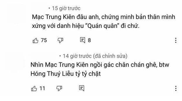 Mạc Trung Kiên bị netizen gọi là bù nhìn khi để cho cố vấn cân hết cả team The Face Online! - Ảnh 7.