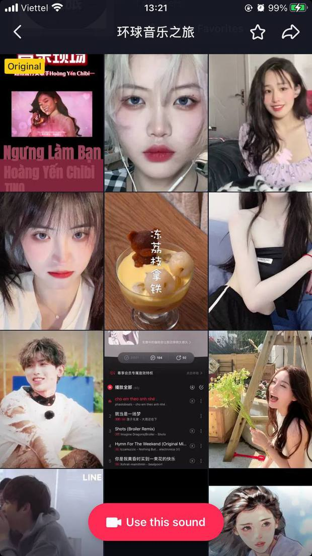 Trai xinh, gái đẹp xứ Trung lại bấn loạn vì một ca khúc Việt từ năm 2016, video nào cũng hút cả triệu view trên TikTok - Ảnh 5.