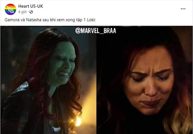 Chi tiết chấn động Marvel trong Loki tập 1: Hóa ra Black Widow lẫn Gamora chết đều vô nghĩa, Thanos đúng là tuổi tôm? - Ảnh 4.