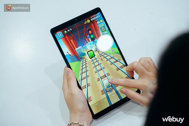 """Đây là Galaxy Tab A7 Lite: Giá phổ thông mà vẫn có tính năng """"sang - xịn - mịn"""", xem phim đọc báo chơi game nhẹ nhàng đều ổn áp - Ảnh 10."""