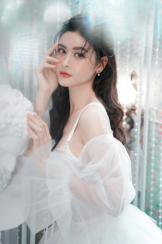 Trương Quỳnh Anh xác nhận vừa phẫu thuật tuyến giáp, hé lộ tình trạng hiện tại và tung bộ ảnh comeback nhan sắc đáng gờm - Ảnh 4.