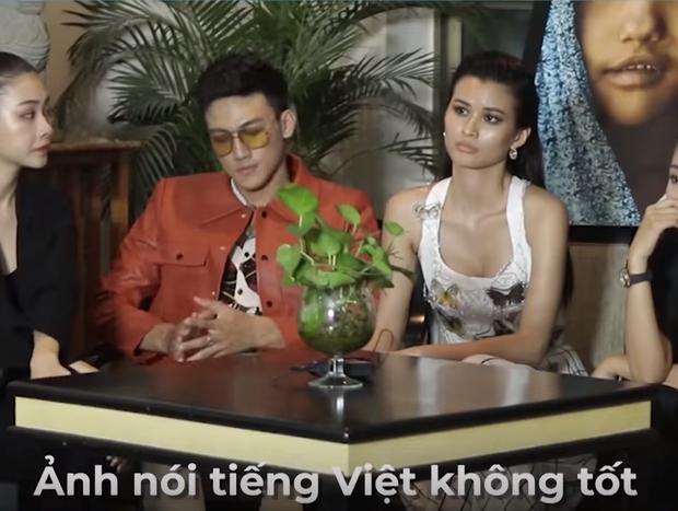 Hot boy Người Ấy Là Ai bị loại khỏi The Face vì kém tiếng Việt và nhiều hình xăm, liệu có thuyết phục? - Ảnh 4.