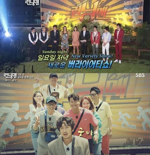 Bộ ảnh xúc động, đẹp như mơ của Lee Kwang Soo trong tập cuối ghi hình Running Man - Ảnh 2.