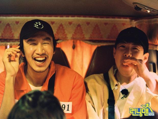 Bộ ảnh xúc động, đẹp như mơ của Lee Kwang Soo trong tập cuối ghi hình Running Man - Ảnh 6.