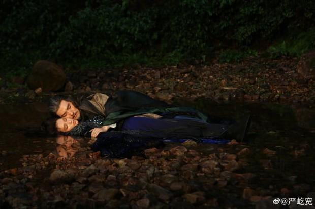 Anh Hùng Xạ Điêu bản 2021 gây sốc khi cho Hoàng Dược Sư yêu Mai Siêu Phong, netizen ném đá phim phá hoại kí ức tuổi thơ - Ảnh 5.