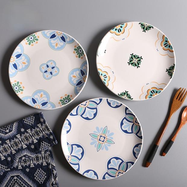 Nấu bữa nào bữa nấy xịn xò như Lan Khuê với loạt bát đĩa siêu đẹp nhìn là biết gia chủ có gu thẩm mỹ - Ảnh 5.