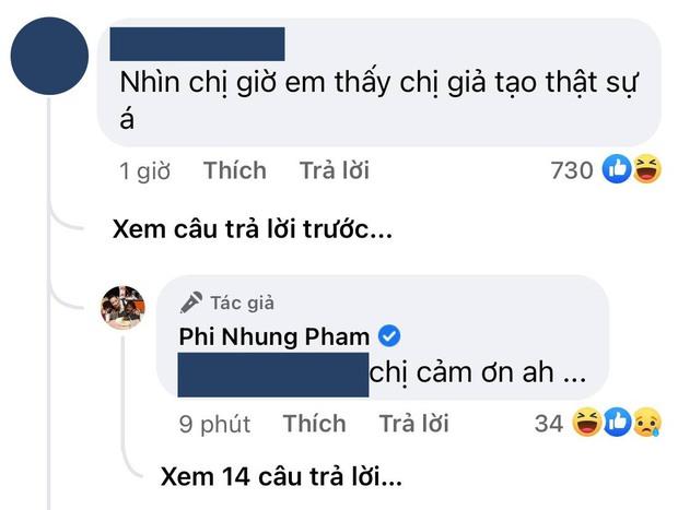 Phi Nhung đăng bài ủng hộ tuyển Việt Nam quyết thắng liền bị netizen cà khịa giả tạo, chính chủ đáp trả thế nào? - Ảnh 3.