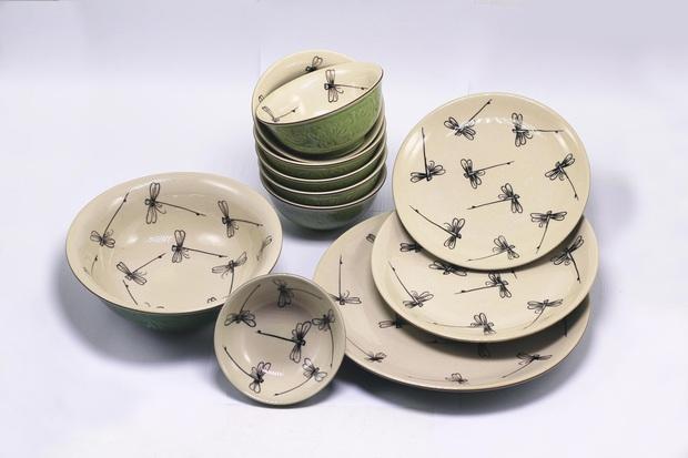 Nấu bữa nào bữa nấy xịn xò như Lan Khuê với loạt bát đĩa siêu đẹp nhìn là biết gia chủ có gu thẩm mỹ - Ảnh 13.