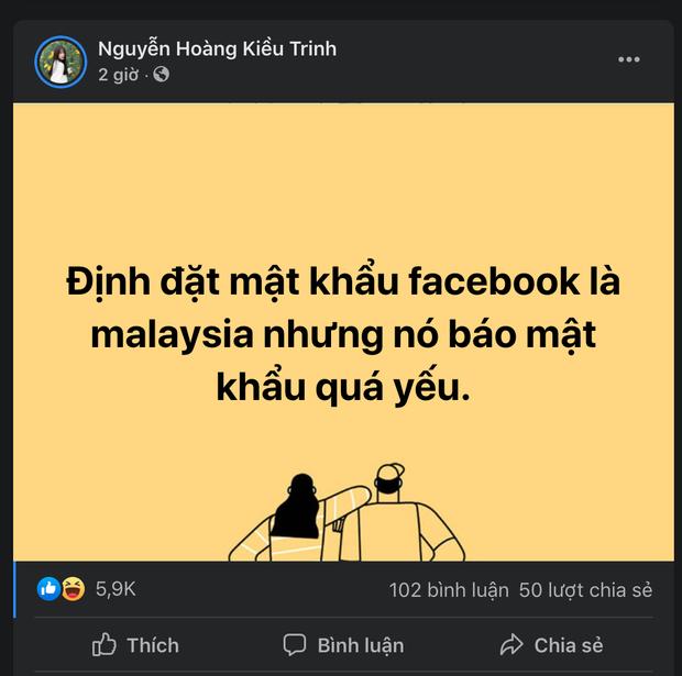 Dân tình lên dây cót trước trận đấu của tuyển Việt Nam: Định đặt mật khẩu là Malaysia nhưng nó báo... quá yếu - Ảnh 3.