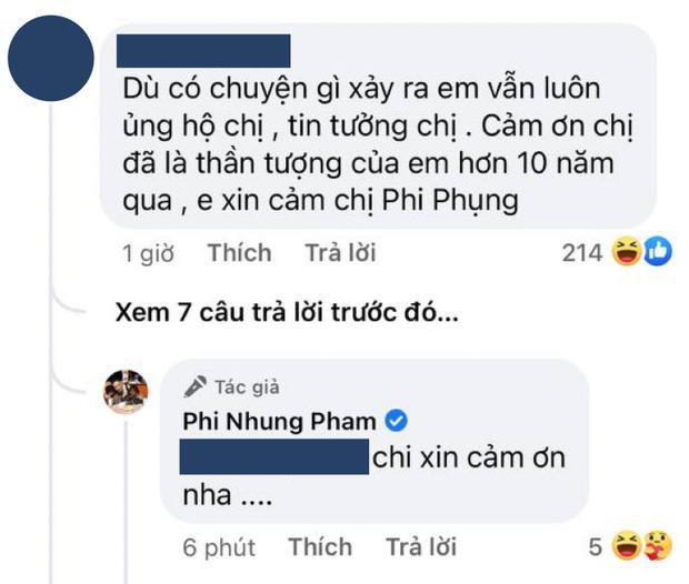 Phi Nhung đăng bài ủng hộ tuyển Việt Nam quyết thắng liền bị netizen cà khịa giả tạo, chính chủ đáp trả thế nào? - Ảnh 4.