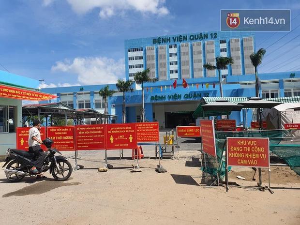 Thêm 2 bệnh viện ở TP.HCM tạm ngưng tiếp nhận bệnh nhân vì có ca Covid-19 từng đến khám - Ảnh 1.