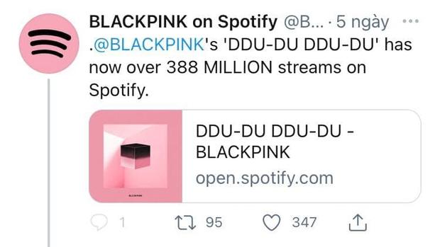 BLACKPINK đạt thành tích stream chưa từng có, vượt hàng loạt cái tên đình đám trong 4 năm qua - Ảnh 6.