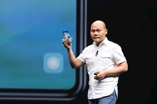 Trước smartphone hay máy xét nghiệm COVID-19 Made in Vietnam, sáng chế đầu tiên của CEO Nguyễn Tử Quảng là thiết bị xả nước tự động cho... nhà vệ sinh - Ảnh 1.