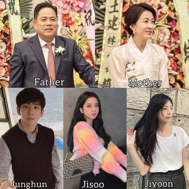 Người bố bí ẩn của Jisoo (BLACKPINK): Chủ tịch giải trí, quyền lực đến đâu mà Heechul và loạt sao nổi tiếng quen biết? - Ảnh 6.