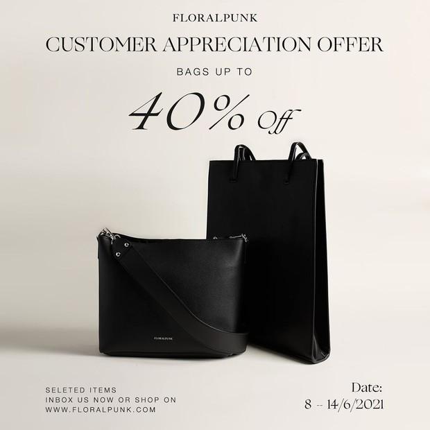 Hóng mua túi xách rẻ đẹp các nàng ơi: Loạt shop đang sale mạnh mà lại toàn mẫu xinh - Ảnh 1.