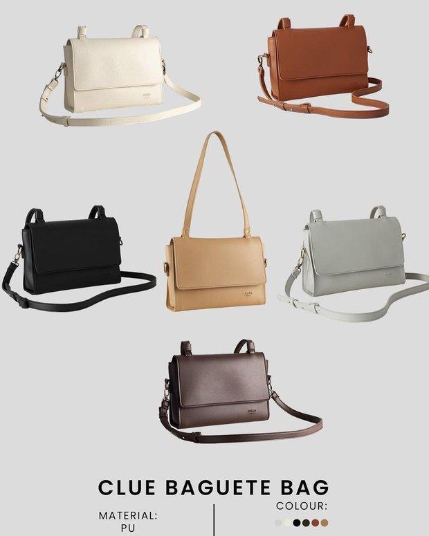 Hóng mua túi xách rẻ đẹp các nàng ơi: Loạt shop đang sale mạnh mà lại toàn mẫu xinh - Ảnh 7.