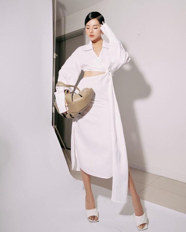 Váy áo local brand sao Việt diện dạo này: Toàn mẫu đẹp sang chỉ từ 600k, chị em sành điệu hãy tia gấp - Ảnh 11.