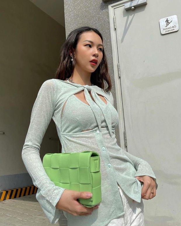 Váy áo local brand sao Việt diện dạo này: Toàn mẫu đẹp sang chỉ từ 600k, chị em sành điệu hãy tia gấp - Ảnh 3.