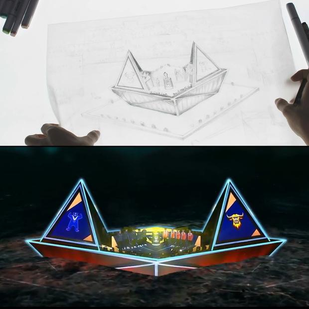 FL.XB trổ tài họa sĩ, vẽ lại hồi ức vỡ òa với chức vô địch AWC 2019 ngay tại Việt Nam - Ảnh 2.