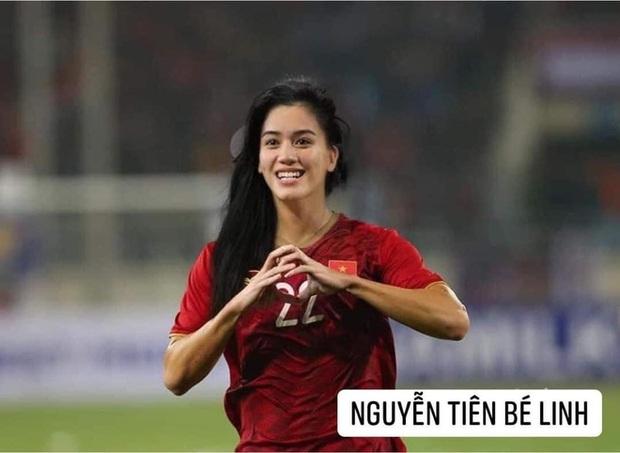 Hình ảnh các nữ cầu thủ ĐT Việt Nam khuấy đảo MXH, nhan sắc thầy Park gây bất ngờ nhất - Ảnh 1.