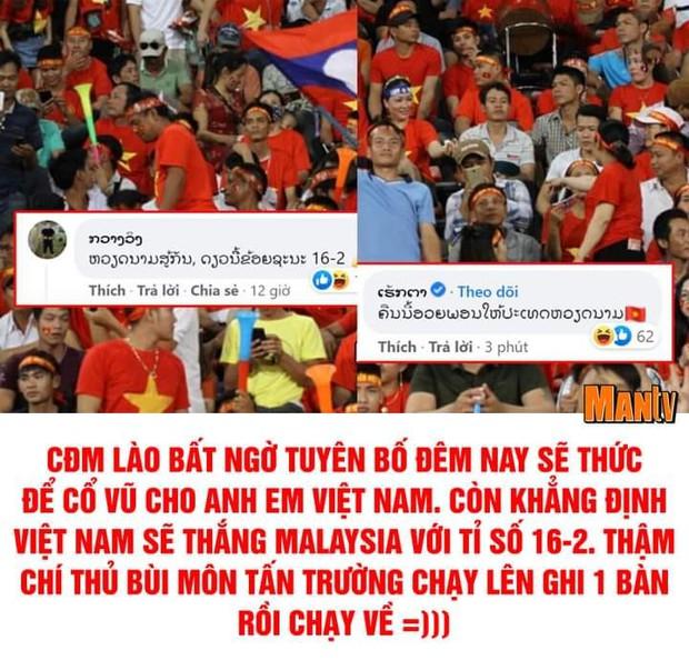 Dân tình lên dây cót trước trận đấu của tuyển Việt Nam: Định đặt mật khẩu là Malaysia nhưng nó báo... quá yếu - Ảnh 9.