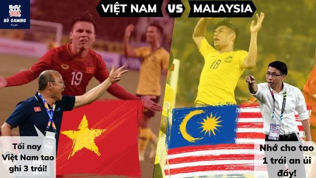 Dân tình lên dây cót trước trận đấu của tuyển Việt Nam: Định đặt mật khẩu là Malaysia nhưng nó báo... quá yếu - Ảnh 12.