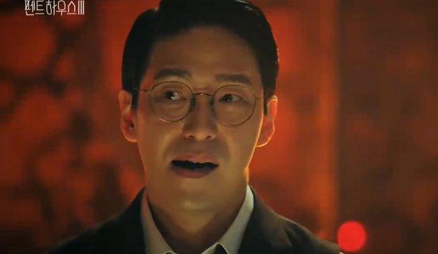 Penthouse 3 tập 2 sốc tận óc: Logan Lee tái sinh, tóc tai, xăm trổ nhìn phát hoảng? - Ảnh 7.
