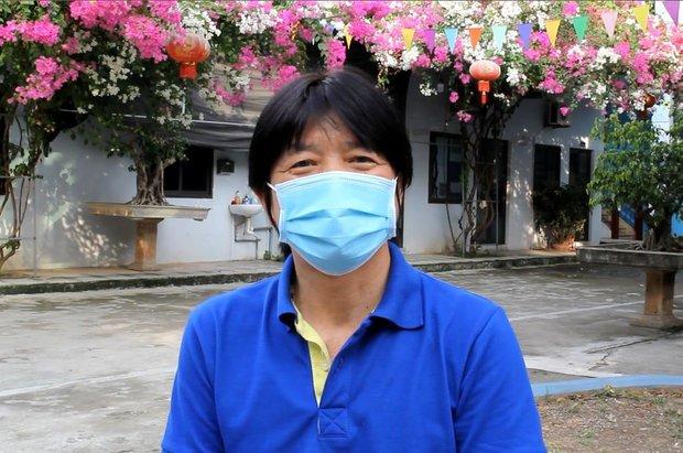 Vị chuyên gia Nhật Bản tình nguyện trong đội ngũ chống COVID-19 ở Bắc Giang - Ảnh 3.