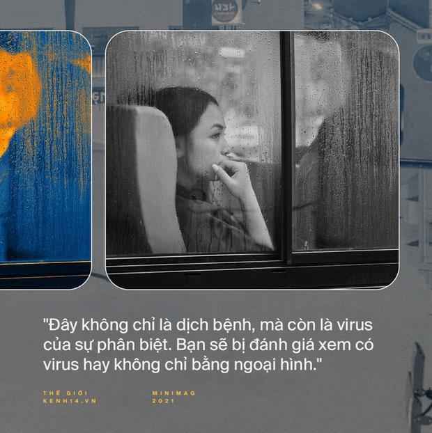 Bị tấn công, bị quấy rối và bị chối từ: Người châu Á chia sẻ về sự phân biệt họ phải chịu đựng ở mọi nơi trên thế giới - Ảnh 21.