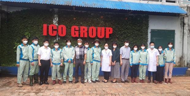 Vị chuyên gia Nhật Bản tình nguyện trong đội ngũ chống COVID-19 ở Bắc Giang - Ảnh 4.