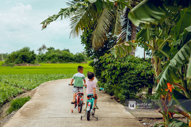 Trực tiếp đến Tiền Giang: Đau lòng khi thấy nhà Hồ Văn Cường bị bỏ hoang, hàng xóm kể lâu rồi không thấy bố mẹ ruột và Phi Nhung về thăm - Ảnh 20.