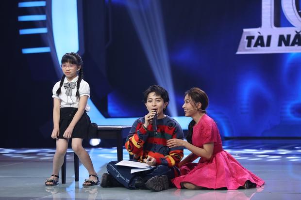 Siêu Tài Năng Nhí: Cô bé 9 tuổi hạ gục phép tính 20 số hàng nghìn trong 25 giây! - Ảnh 2.