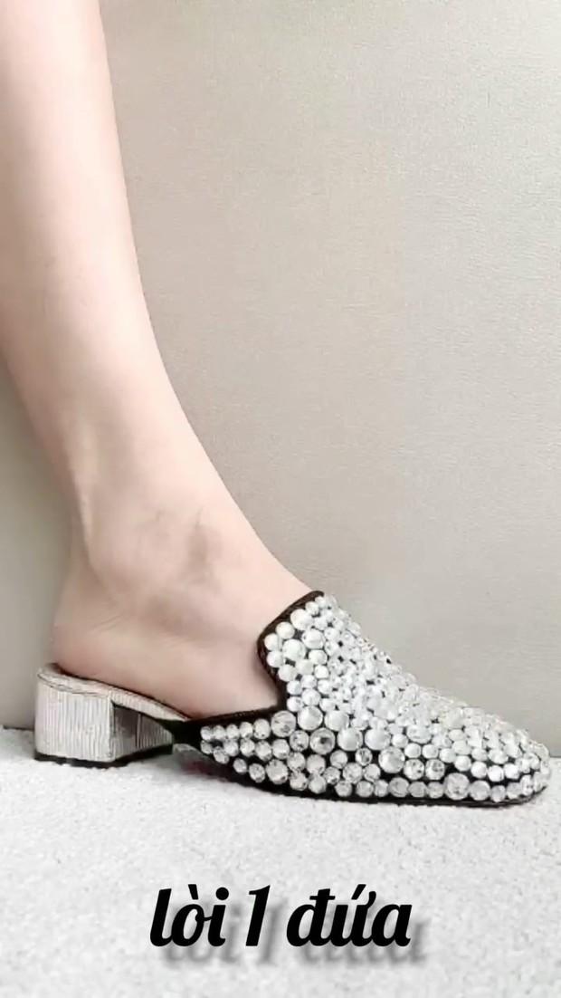 Clip: Hà Hồ mách nước cho chị em 7 loại giày xinh phù hợp mọi tình trạng hôn nhân, độc thân hay mẹ bỉm đều đi được hết! - Ảnh 6.
