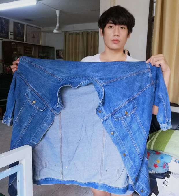 Chàng mập Thái Lan giảm một lèo 81kg rồi biến thành nam thần luôn - Ảnh 6.
