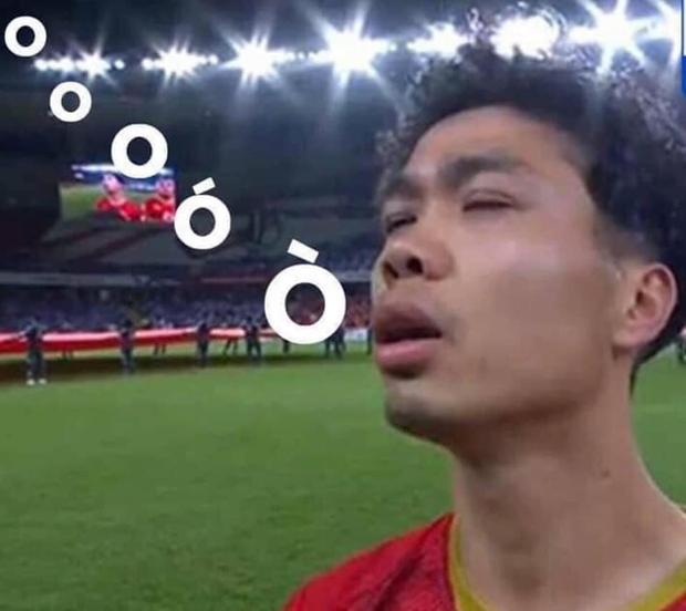 Việt Nam thắng Malaysia, meme cười bể bụng ngập tràn mạng xã hội, biểu cảm của nam cầu thủ đội bạn chiếm spotlight - Ảnh 19.
