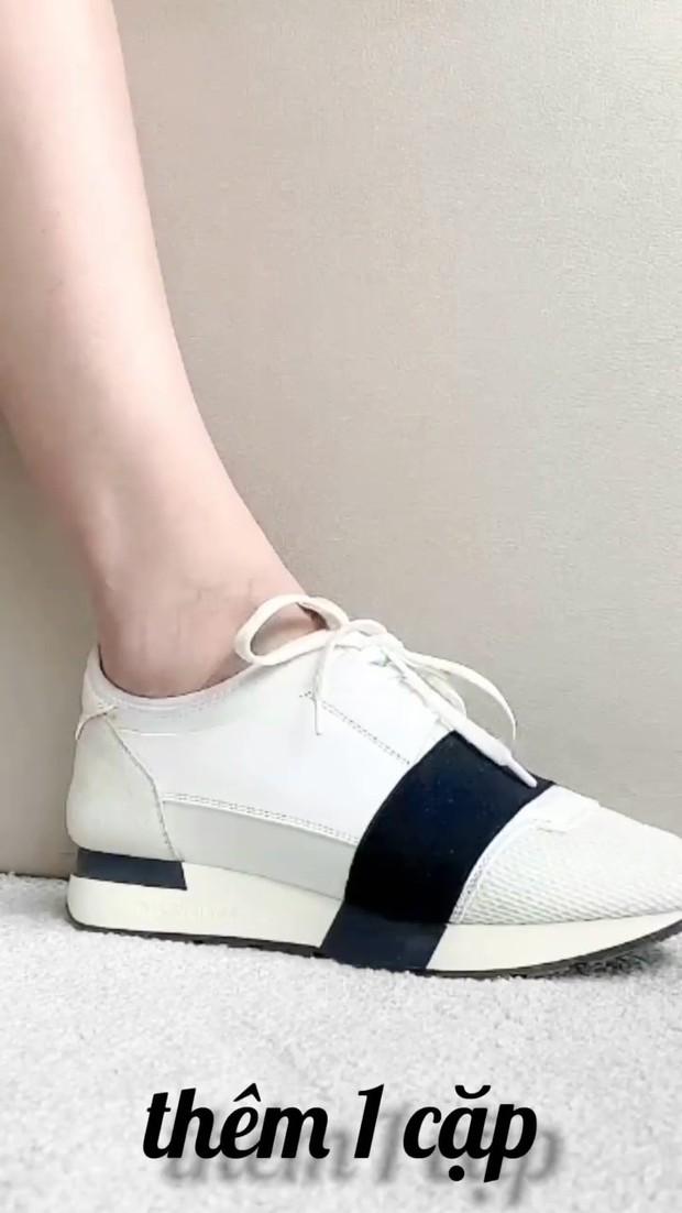 Clip: Hà Hồ mách nước cho chị em 7 loại giày xinh phù hợp mọi tình trạng hôn nhân, độc thân hay mẹ bỉm đều đi được hết! - Ảnh 7.