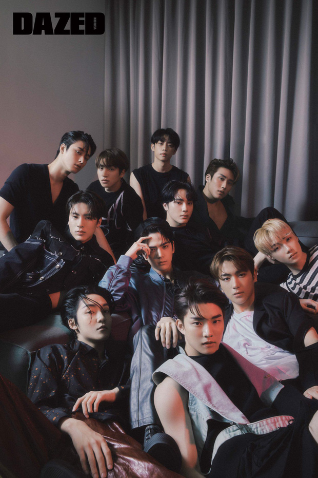 Xôn xao BXH 30 nhóm nhạc nam hot nhất: EXO trở lại đối đầu BTS cực gắt, SHINee và boygroup thế hệ 2 trỗi dậy ngỡ ngàng - Ảnh 9.