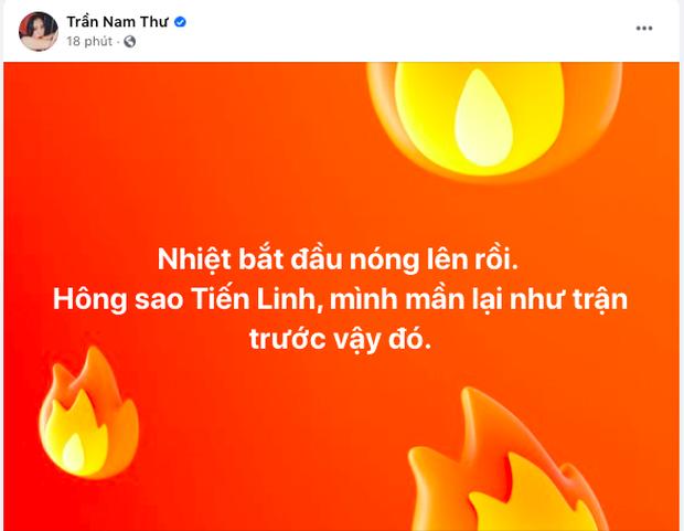 NGAY LÚC NÀY: Jack và cả showbiz đang đồng loạt gọi tên Tiến Linh sau bàn thắng mở tỷ số cho đội tuyển Việt Nam! - Ảnh 15.