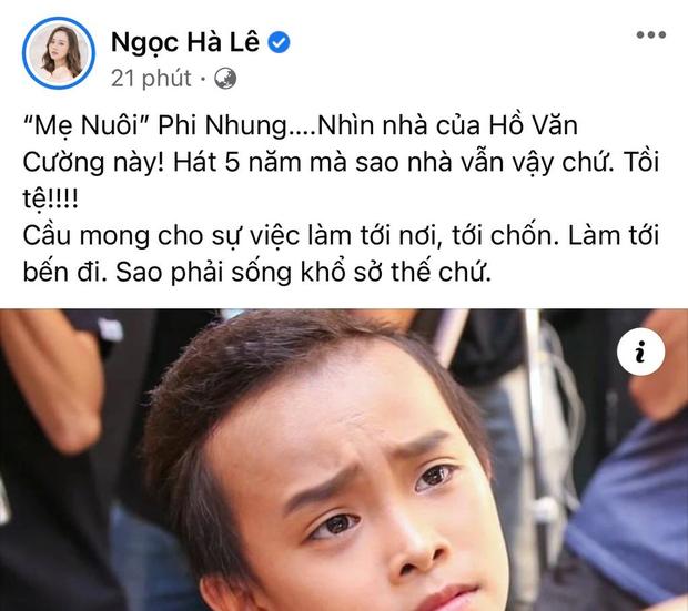 Bà xã Công Lý trách Phi Nhung khi nhìn thấy căn nhà của Hồ Văn Cường ở quê, bức xúc đến nỗi thốt lên hai chữ tồi tệ - Ảnh 2.