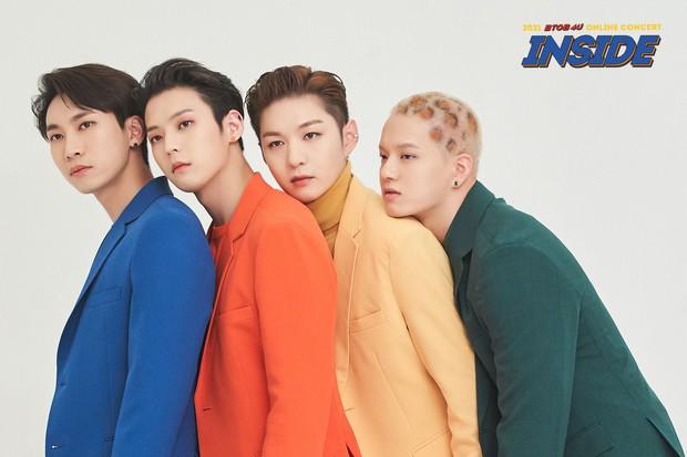 Xôn xao BXH 30 nhóm nhạc nam hot nhất: EXO trở lại đối đầu BTS cực gắt, SHINee và boygroup thế hệ 2 trỗi dậy ngỡ ngàng - Ảnh 11.