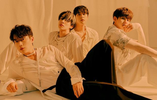Xôn xao BXH 30 nhóm nhạc nam hot nhất: EXO trở lại đối đầu BTS cực gắt, SHINee và boygroup thế hệ 2 trỗi dậy ngỡ ngàng - Ảnh 5.