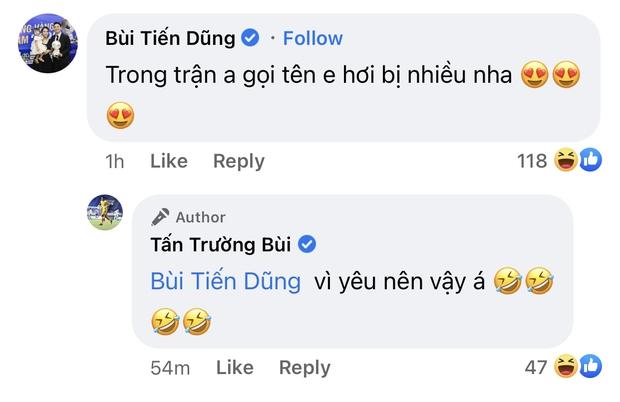Vựa muối mới của ĐT Việt Nam gọi tên ông chú thủ môn Tấn Trường: Vừa lầy vừa hài mà còn là chuyên gia MXH - Ảnh 1.